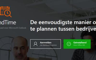 Datumprikker in Microsoft 365 Outlook