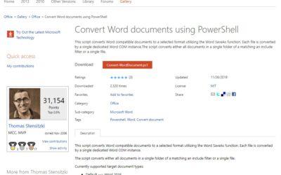 Oude Word documenten (doc) overzetten naar Microsoft 365