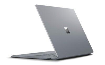 Microsoft Surface Batterij sparen